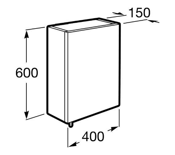 Technical drawing QS-V42261 / 856839806