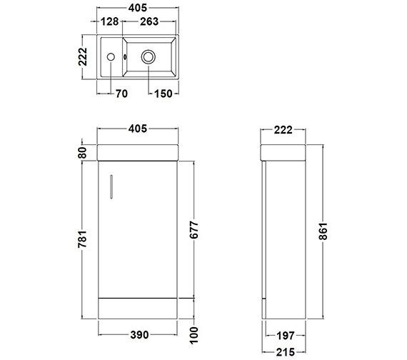 Technical drawing QS-V25986 / NVX192