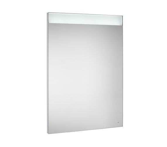 Roca Prisma Basic Potrait Mirror With Upper LED Lighting