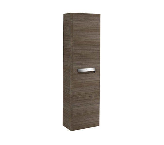 Additional image of Roca The Gap 1200mm Gloss White Single Door Column Unit