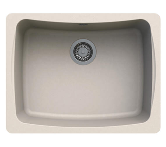 Astracast Malham 624 x 484mm ROK Granite Sahara Beige 1B Undermount Sink
