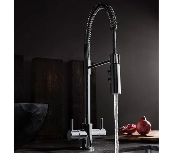 Crosswater Cucina Cook Kitchen Sink Mixer Tap Single Lever