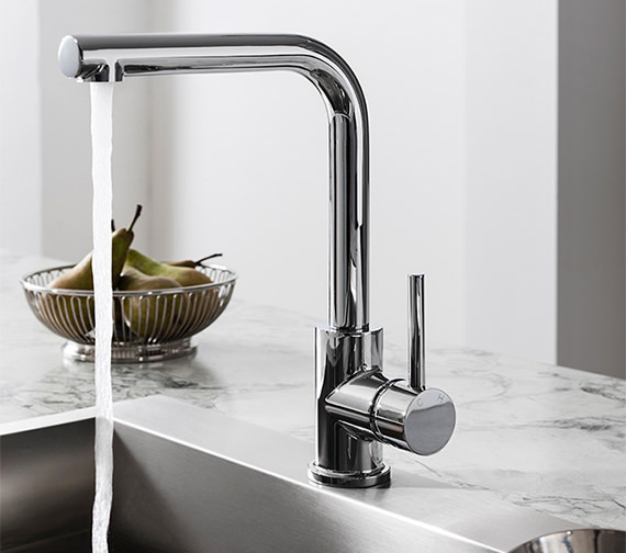 Crosswater Cucina Design Side Lever Kitchen Sink Mixer Tap