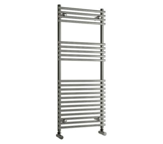 Reina Pavia Designer Radiator 500 x 800mm Chrome Finish - RND-PV5080