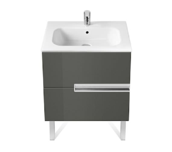 Alternate image of Roca Victoria-N Unik 565mm High Wall Hung Unit With Basin