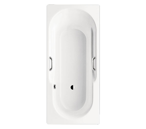 Kaldewei Rondo Star 701 Single Ended 1700 x 750mm Steel Bath With Grip Holes