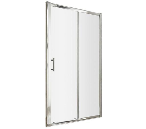 Lauren Pacific 1000 x 1850mm Single Sliding Shower Door