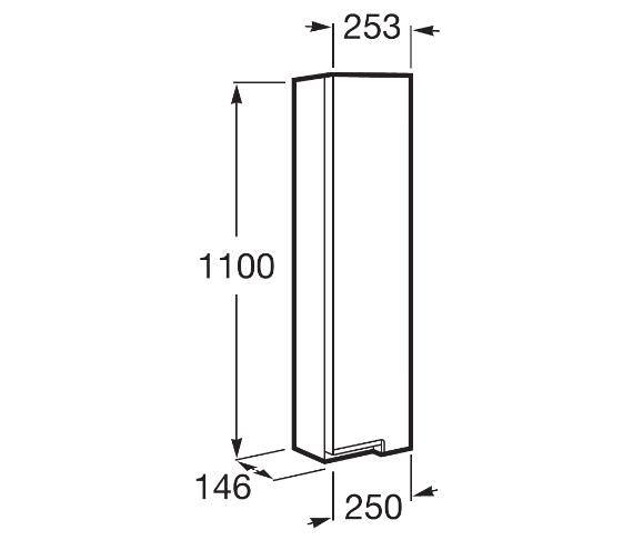Technical drawing QS-V16753 / 856661806