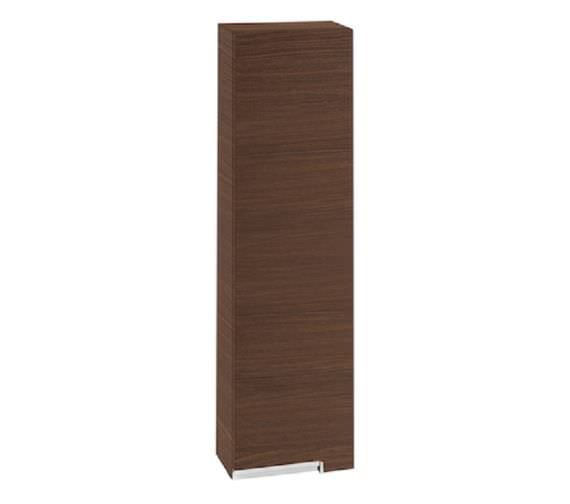 Alternate image of Roca Victoria-N 253 x 1100mm Gloss White Right Handed Column Unit
