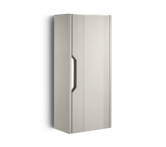 Alternate image of Roca Kalahari 350 x 800mm Gloss White Column Unit