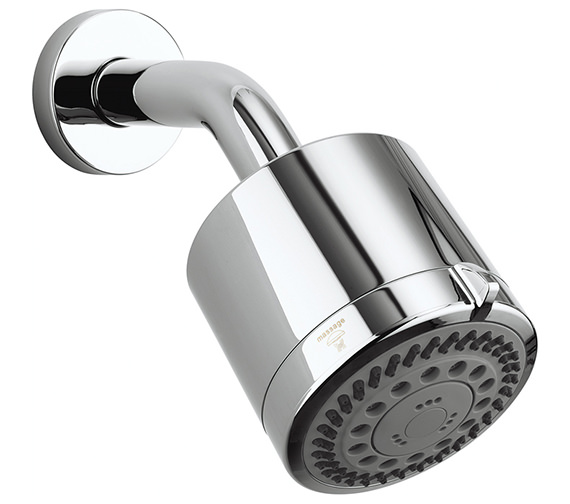 Crosswater Reflex 4 Mode High Pressure Shower Head With Arm