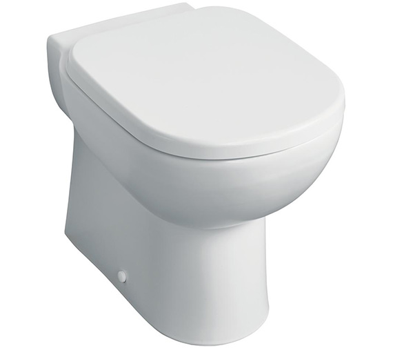 Ideal Standard Tempo Back-To-Wall WC Pan And Concealed Cistern