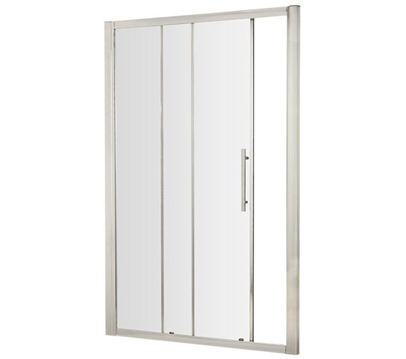 Lauren apex 1400 x 1900mm sliding shower door m1400ss e8 for 1400 shower door
