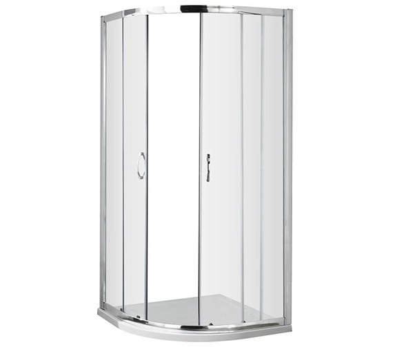 Lauren Ella 900 x 900mm Quadrant Shower Enclosure