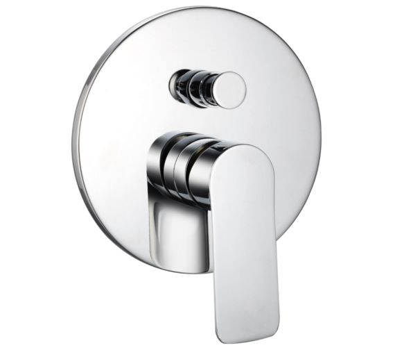Phoenix Bella Concealed Bath Shower Valve And Built In Diverter