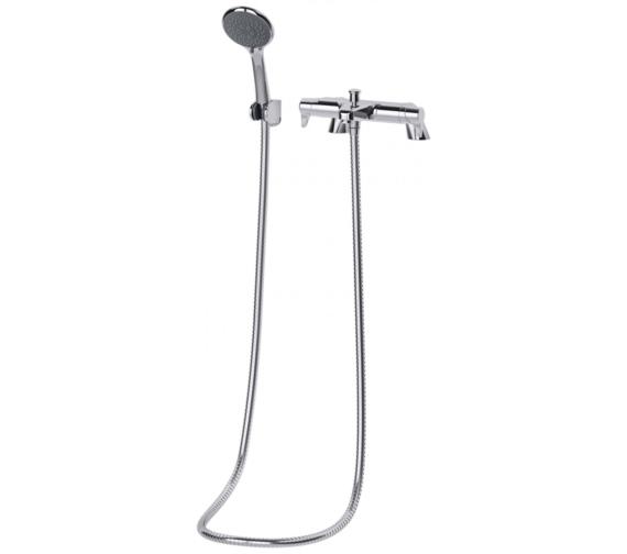 Triton Eden Designer Bath Shower Mixer Tap With Kit