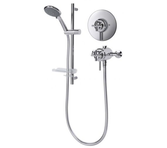 Triton Kensey Concentric Mixer Shower Valve With Kit