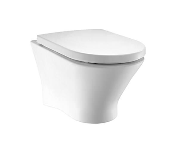 Roca Nexo Rimless Wall Hung WC Pan