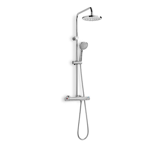 Roca Victoria Thermostatic Shower Column