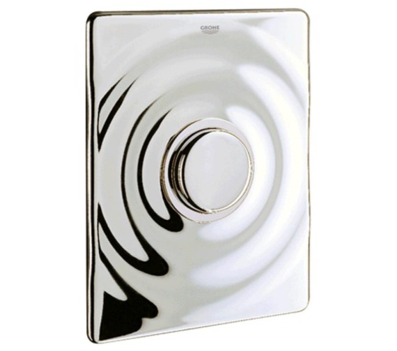 Grohe Surf WC Wall Mounted Flush Plate Chrome