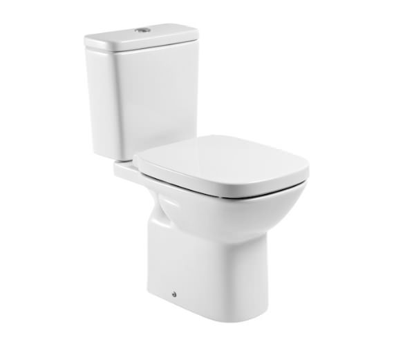 Roca Debba Closed Coupled WC Pan And Cistern