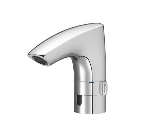 Roca M3 Electronic Basin Mixer Tap - Battery Operated