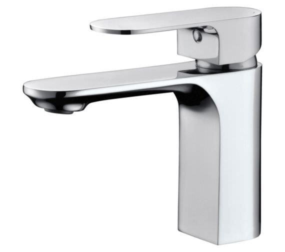 Phoenix Jina Single Lever Mono Basin Mixer Tap With Klik Waste