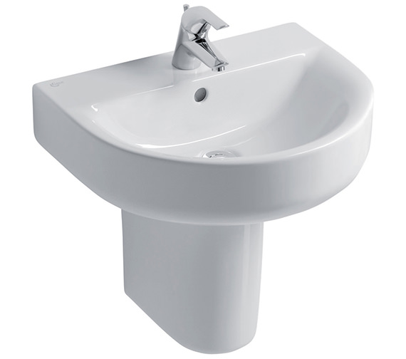 Additional image of Ideal Standard Concept Arc 55cm 1 Tap Hole Basin - E785201