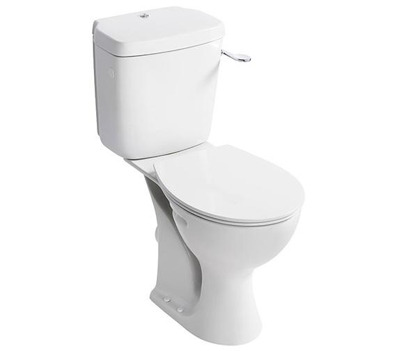 Armitage Shanks Sandringham 21 Raised Height Close Coupled WC Pan - HO