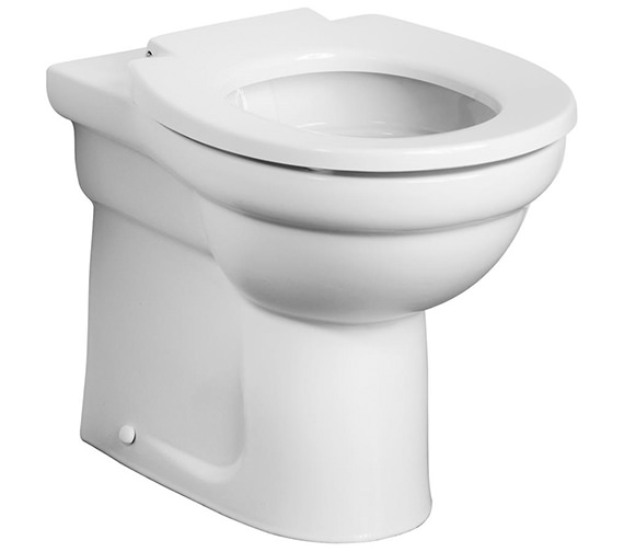 Armitage Shanks Contour 21 Rimless Back-To-Wall Standard Height WC Pan