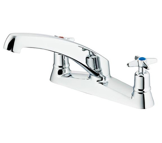Armitage Shanks Sandringham 21 Deck Mounted Sink Mixer Tap