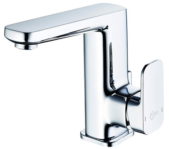 Ideal Standard Tonic II SL High Spout Basin Mixer Tap With Pop-Up Waste
