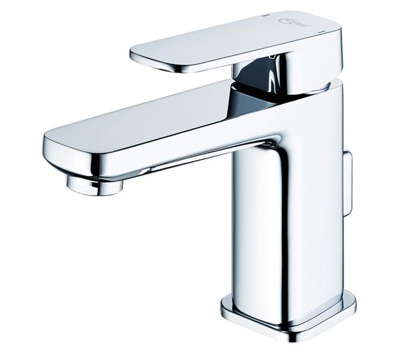 Ideal Standard Tonic II Single Lever Basin Mixer Tap With Pop-Up Waste