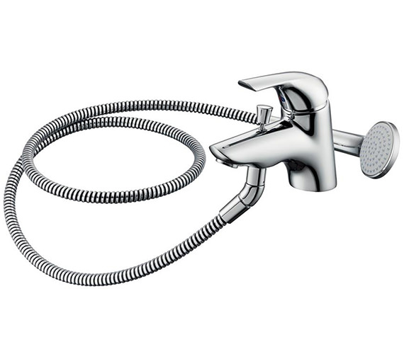 Ideal Standard Ceraplan Single Lever Bath Shower Mixer Tap With Kit