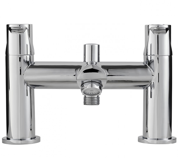 Additional image of Triton Dene Bath Shower Mixer Tap With Handset And Hose