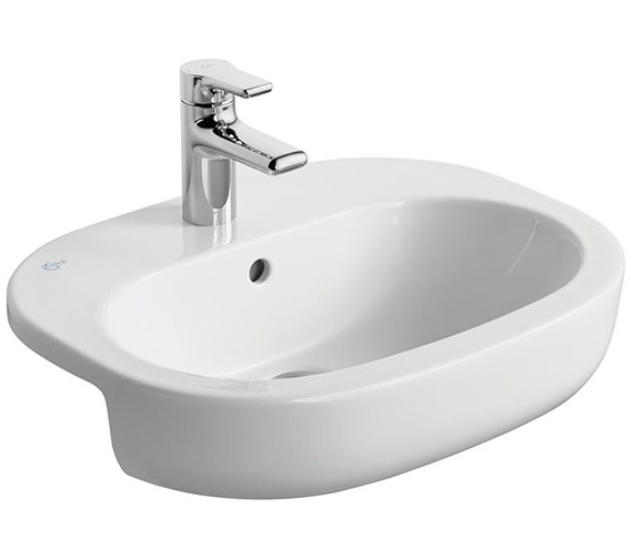 Ideal Standard SoftMood 55cm Semi Countertop Basin - T055301