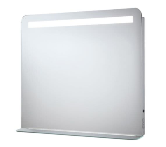 Phoenix Gemini 800 x 600mm LED Mirror With Demister Pad