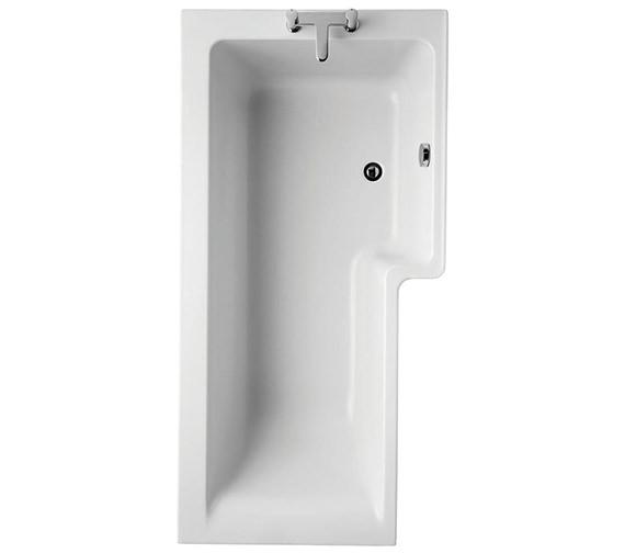 Ideal Standard Concept Idealform Plus 1700 x 850mm Square Right Hand Shower Bath