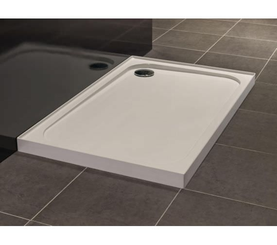 Merlyn Ionic UpStand 760 x 760mm Square Shower Tray