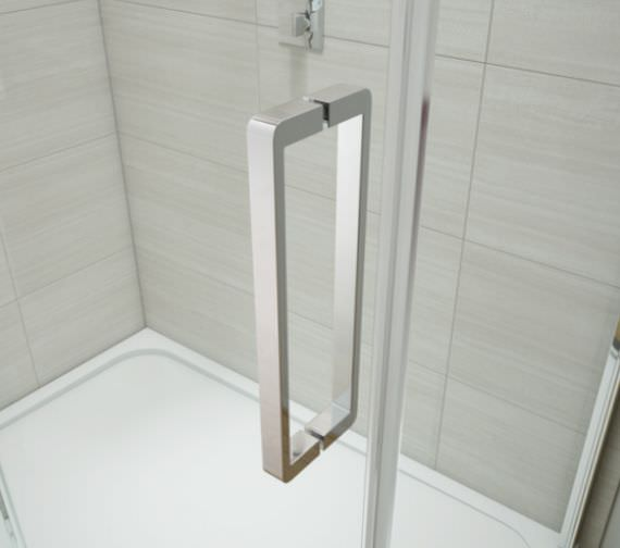 Merlyn ionic gravity 1200mm frameless sliding shower door for 1200mm shower door sliding