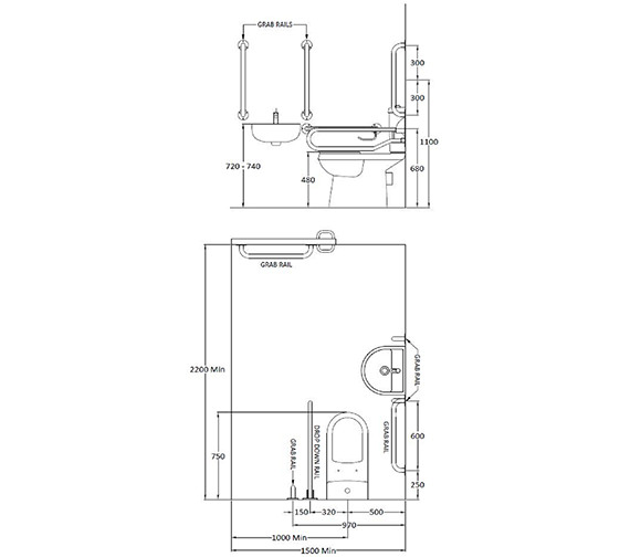 Technical drawing QS-V18553 / DOCMP001