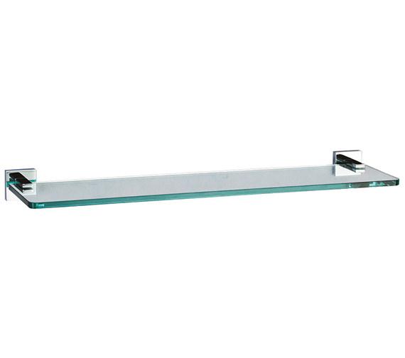 Crosswater Zeya 500mm Glass Shelf - ZE001C