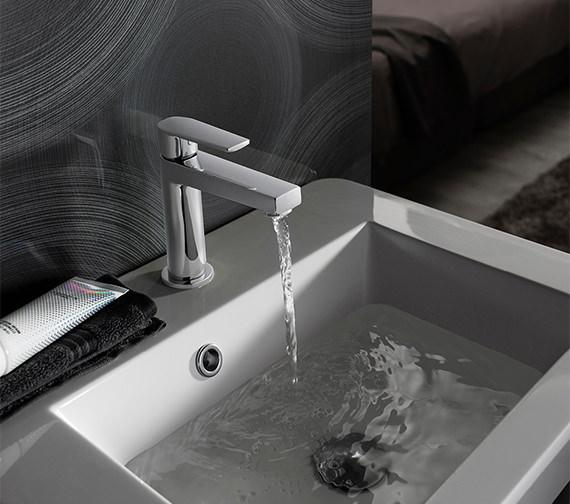 Crosswater Solo Monobloc Basin Mixer Tap - SO110DNC