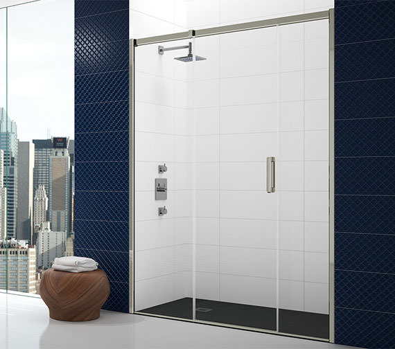 Self Cleaning Shower System