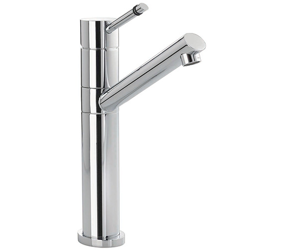 Rangemaster Ellipse Single Lever Kitchen Sink Mixer Tap