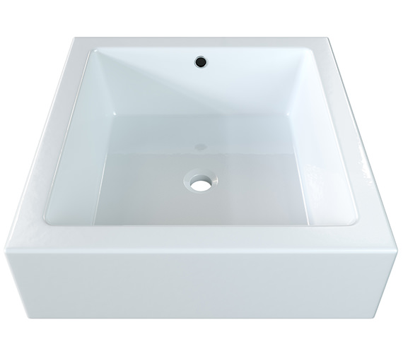 Aqva Electra Countertop Wash Basin 460mm - BBD Electra2