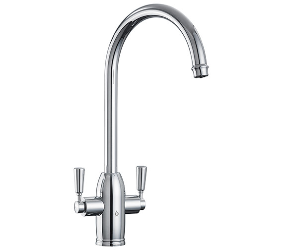 Rangemaster GEO Classic 4-In-1 Chrome Finish Boiling Water Tap