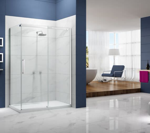 Merlyn Ionic Essence 8mm Sliding Door 1700mm