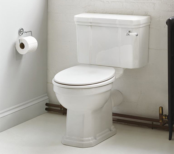 Ideal Standard Waverly Close Coupled WC Pan 680mm And Cistern