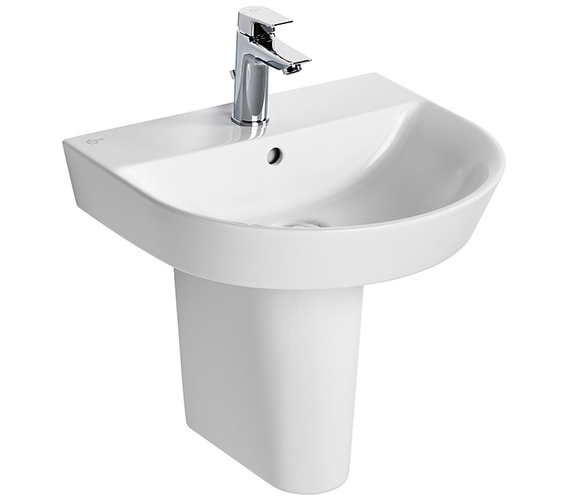 Ideal Standard Concept Air Arc 500 x 450mm Washbasin
